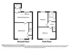 Floorplan 1 of 1 for 136 Wootton Street