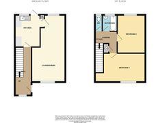 Floorplan 1 of 1 for 28 Hart Manor