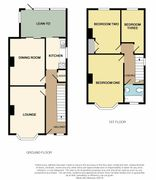Floorplan 1 of 1 for 94 St. Catherines Road