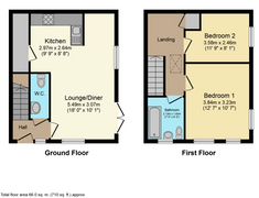 Floorplan 1 of 1 for 5 Lone Eagle Close