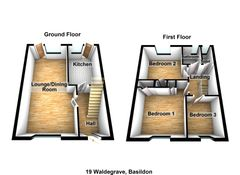 Floorplan 1 of 1 for 19 Waldegrave