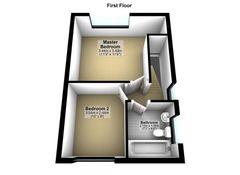 Floorplan 2 of 4 for 16 St. Williams Avenue