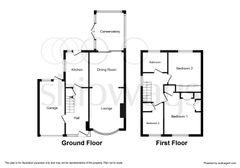 Floorplan 1 of 1 for 22 Bodenham Close