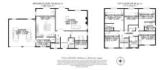 Floorplan 1 of 1 for Dolphin Rise, Millstone Close