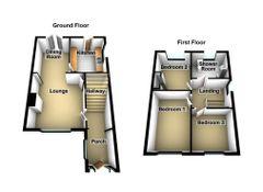 Floorplan 1 of 1 for 187 Derlwyn