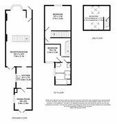 Floorplan 1 of 1 for 6 Lower Coombe Street