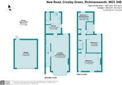 Floorplan 1 of 1 for 217 New Road