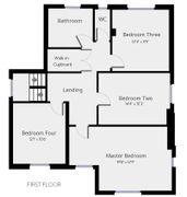 Floorplan 2 of 3 for Oak House, Grundisburgh Road