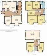 Floorplan 1 of 2 for Casa Giri, North Laurieknowe Place