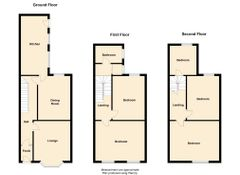 Floorplan 2 of 2 for 17 Gladstone Road