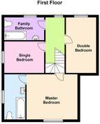 Floorplan 2 of 2 for Rheol Cottage, Ty Mawr