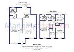 Floorplan 1 of 1 for 12 Arundel Street