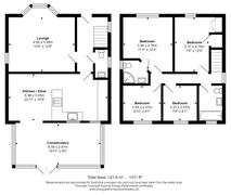 Floorplan 1 of 1 for 18 Bramble Tye