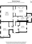 Floorplan 1 of 1 for 52 Warwick Square