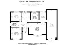 Floorplan 1 of 1 for 21 Rydons Lane