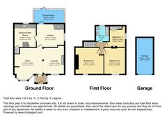 Floorplan 1 of 1 for Crown Cottage, Bowling Green