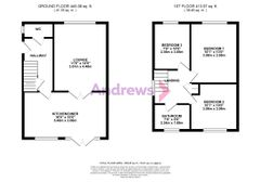Floorplan 1 of 1 for 11 Goldcrest Road