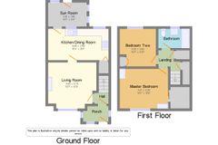 Floorplan 2 of 2 for 40 Aldbury Road