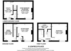Floorplan 1 of 2 for 5 Leafield Place