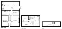 Floorplan 1 of 1 for Ty'r Capel,