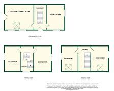Floorplan 1 of 1 for 2 Wall Street