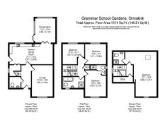 Floorplan 1 of 1 for 62 Grammar School Gardens