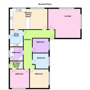 Floorplan 1 of 1 for 21 Haven Park Close