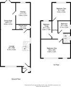 Floorplan 1 of 1 for 106 Hampden Road