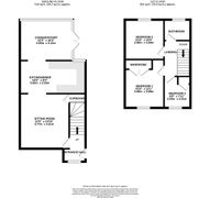 Floorplan 1 of 1 for 18 Highfield Close