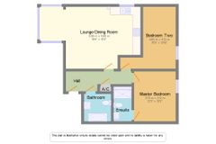 Floorplan 1 of 2 for 51 Clarence Row