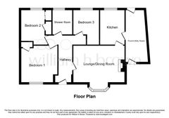 Floorplan 1 of 1 for 9a Nourse Drive