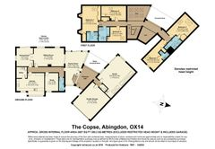 Floorplan 1 of 1 for 3 The Copse