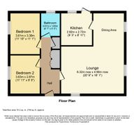 Floorplan 1 of 1 for 46 Pinewood Avenue