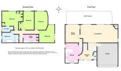 Floorplan 1 of 1 for 23 Fairview Road