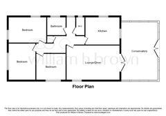 Floorplan 1 of 1 for 5 Thomas Drew Close