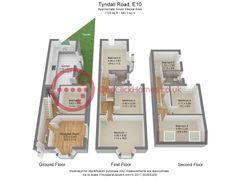 Floorplan 1 of 1 for 6 Tyndall Road