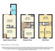 Floorplan 1 of 1 for 51 Albemarle Street