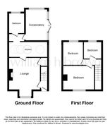 Floorplan 2 of 2 for Hillend Cottage, The Hill