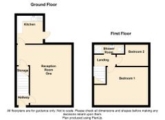 Floorplan 1 of 1 for 406 Briercliffe Road