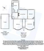 Floorplan 1 of 1 for Brentor, Markhams Chase