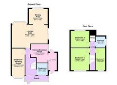 Floorplan 1 of 1 for 103 Bridgewater Drive