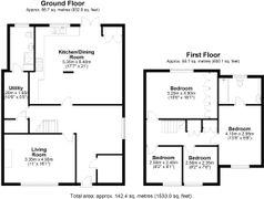 Floorplan 1 of 1 for 22 Magdalen Crescent