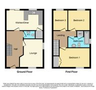 Floorplan 1 of 1 for 10 Parc Pencrug