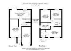 Floorplan 1 of 1 for 86 Hambledon Mill Park