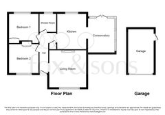 Floorplan 1 of 1 for Warnford,