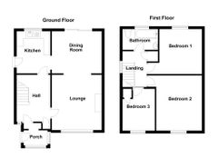 Floorplan 1 of 1 for 1 Parklands