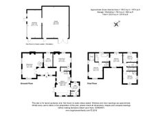 Floorplan 1 of 1 for Braerlands, Barrihurst