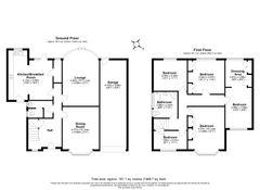 Floorplan 1 of 1 for 48 Broad Oaks Road