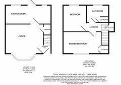 Floorplan 1 of 1 for 167 Knightthorpe Road