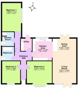 Floorplan 1 of 1 for 1 Townsend Road